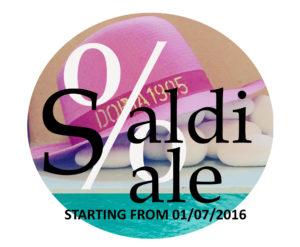 [:it]SALDI /SALE from 01/07/2016[:en]SALDI /SALES[:]