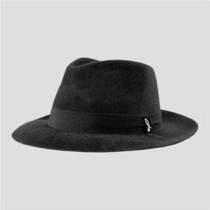 cappello fedora con cinta