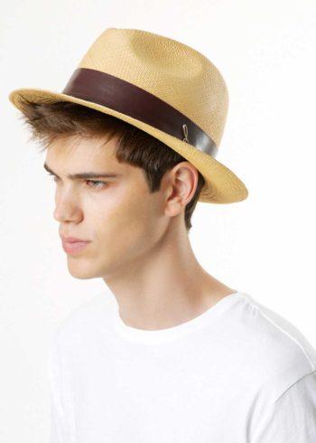 Denys Fedora Panama Hat Havana Doria 1905 for Man