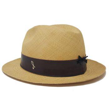 Denys Fedora Panama Hat Havana retro Doria 1905