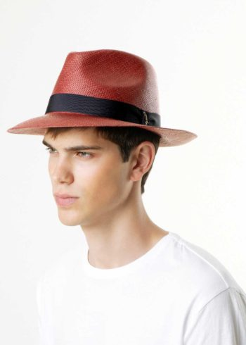 Panama Hat Drop Medium Brim for Man