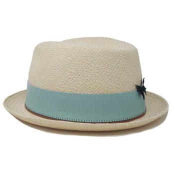 Finch Cappello Panama Quito Bianco