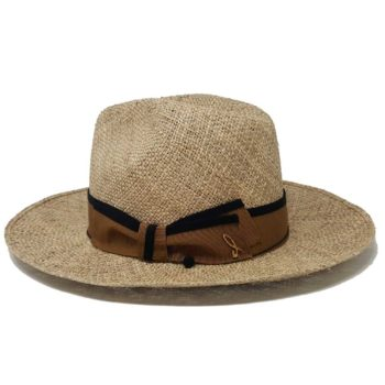 Mirto Fedora Cappello di Paglia Naturale Doria 1905