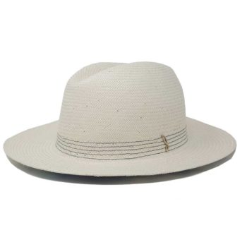 Sabino Classic Hat White with Print