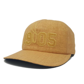 Joe Baseball Cap Caramello Doria 1905
