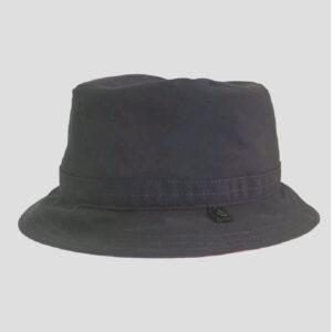 Cappello Bucket Reversibile in Tessuto Anti Goccia e Anti Vento Modello Ostro