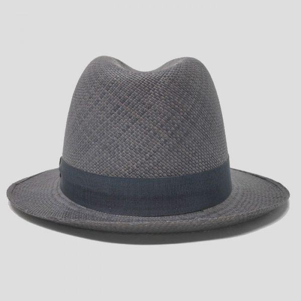 Cappello Panama Indaco
