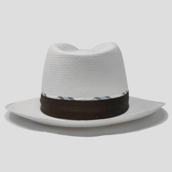 Cappello Panama Fine Cinta Gros grain