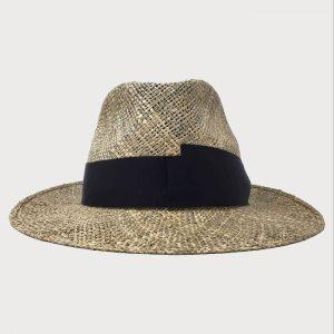 Cappello di Paglia Seagrass Naturale