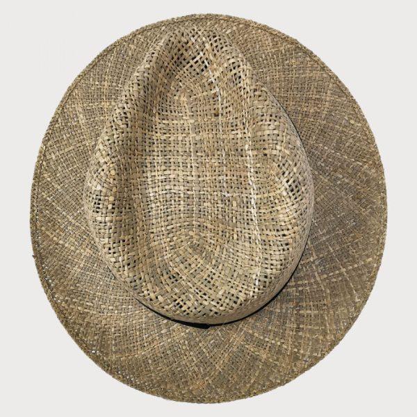 Cappello da Uomo in Paglia intrecciata