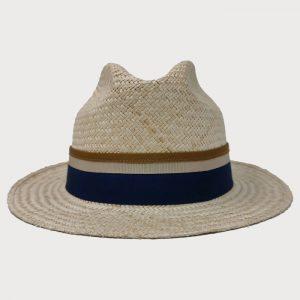Cappello Paglia Grezza Naturale