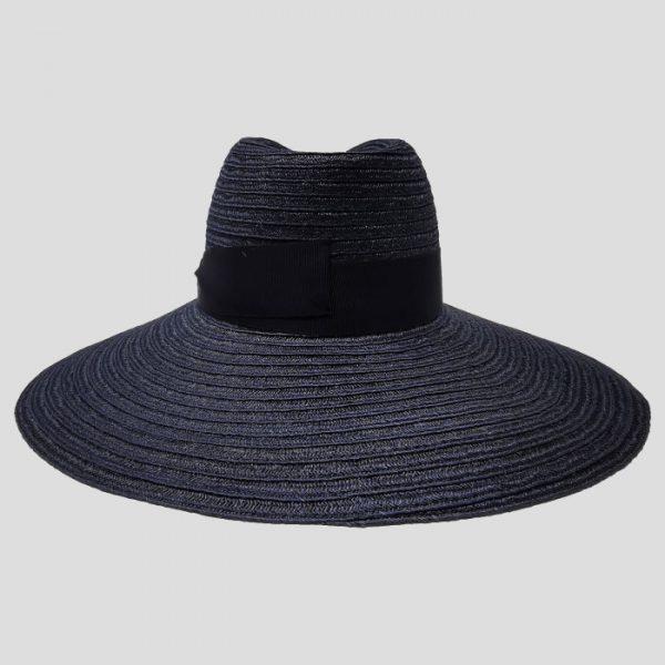 Cappello blu donna