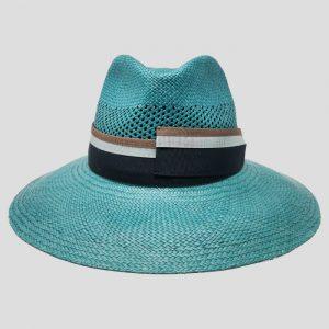 Cappello Paglia da Donna con Cinta