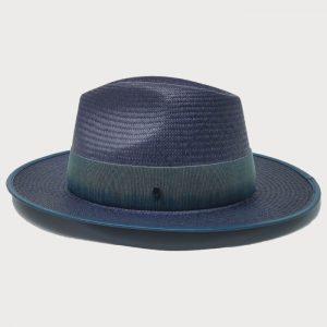 Cappello Panama Modello Drop ad Ala Media con Cinta Elastica