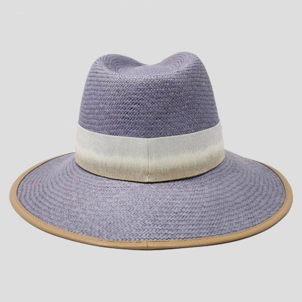 Cappello Panama Viola