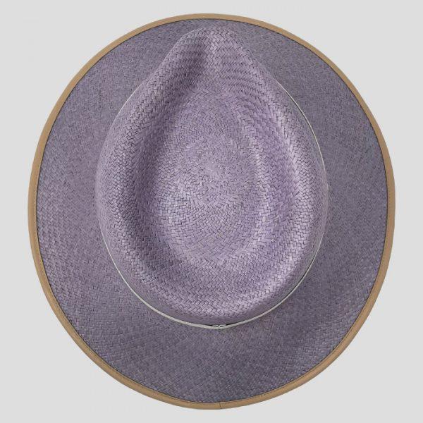 Cappello da Donna con Bordo ricamato