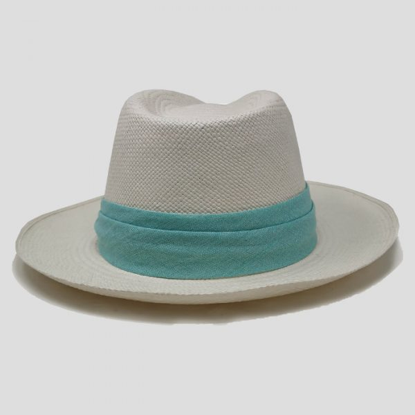 Cappello Bianco Panama Brisa
