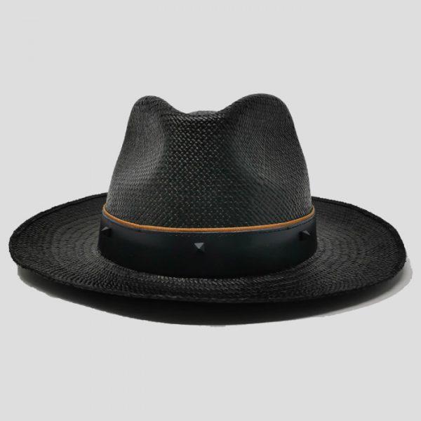 Cappello Panama Nero