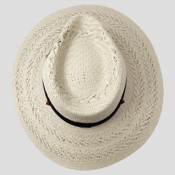 Cappello estivo da donna con borchie