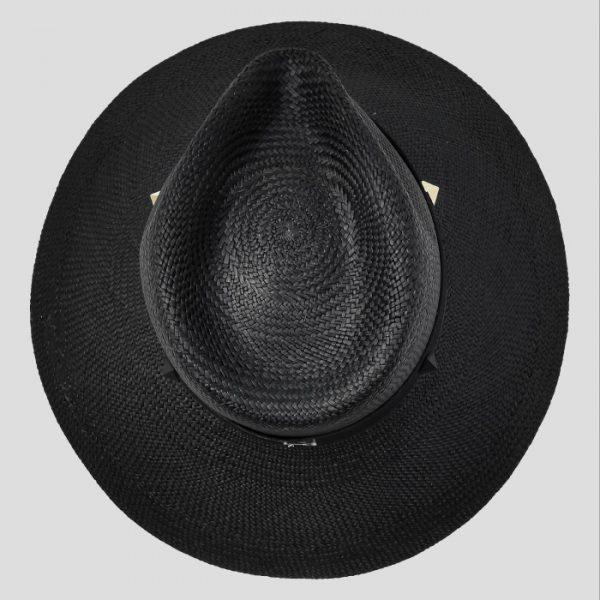 Cappello Nero Estivo da Donna