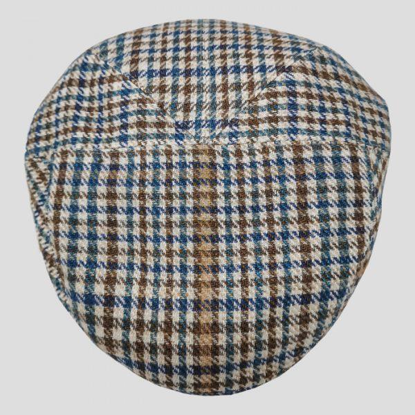 Coppola Tweed Blu Marrone