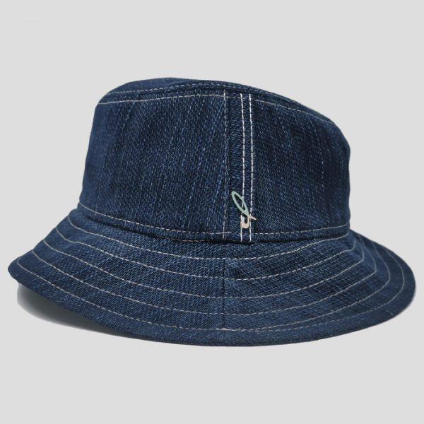 Bucket Jeans Blu