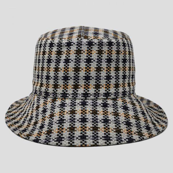 Cappello Bucket tessuto