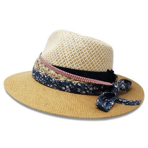 Cappello di Paglia con Fascia