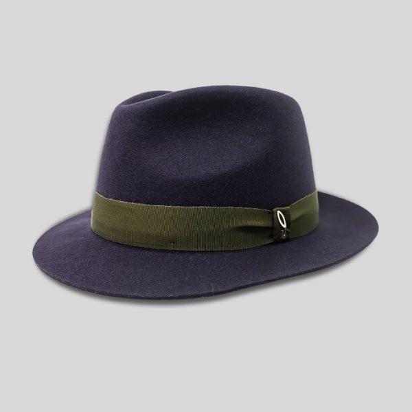 Cappello Drop ala stretta feltro di lana modello Droplet