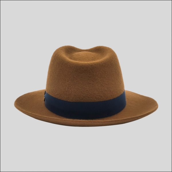 cappello marrone da uomo