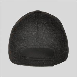 skinny baseball cap con elastico