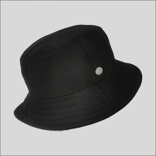 Bucket Cappello Nero