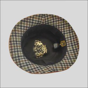 Interno cappello bucket rudol