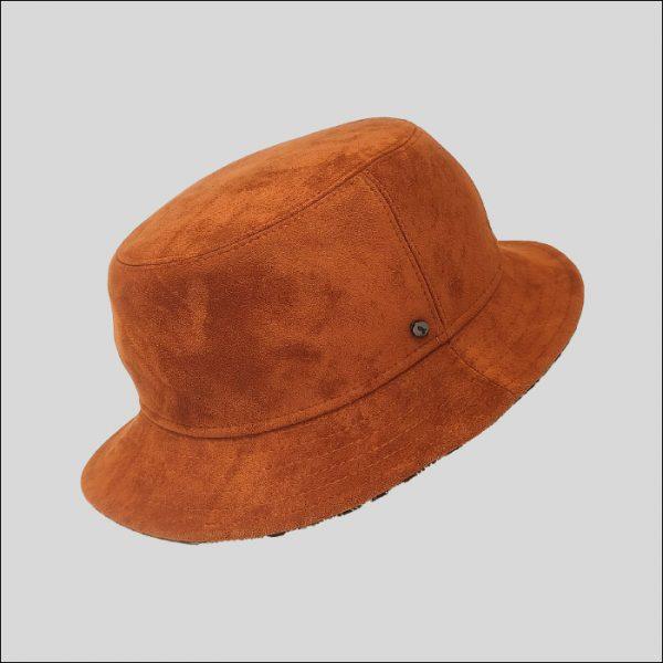 Cappello bucket ad ala piccola modello Aliseo