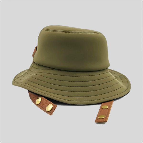 cappello bucket reversibile
