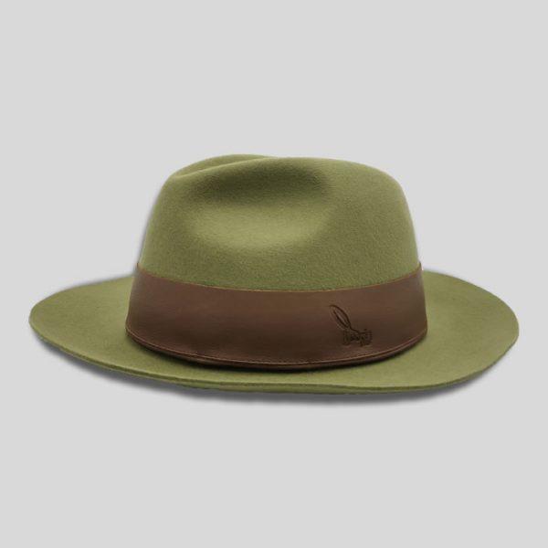 Cappello New Drop modello Hatton colore verde kaki